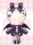 [CLOSED] Pastel Goth Outfit Adopt