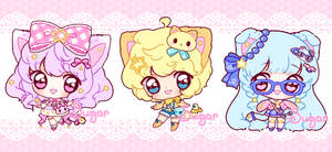{CLOSED} Mewkledreamy Adopts