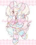 [CLOSED] Peppy Mousy Collab Adopt
