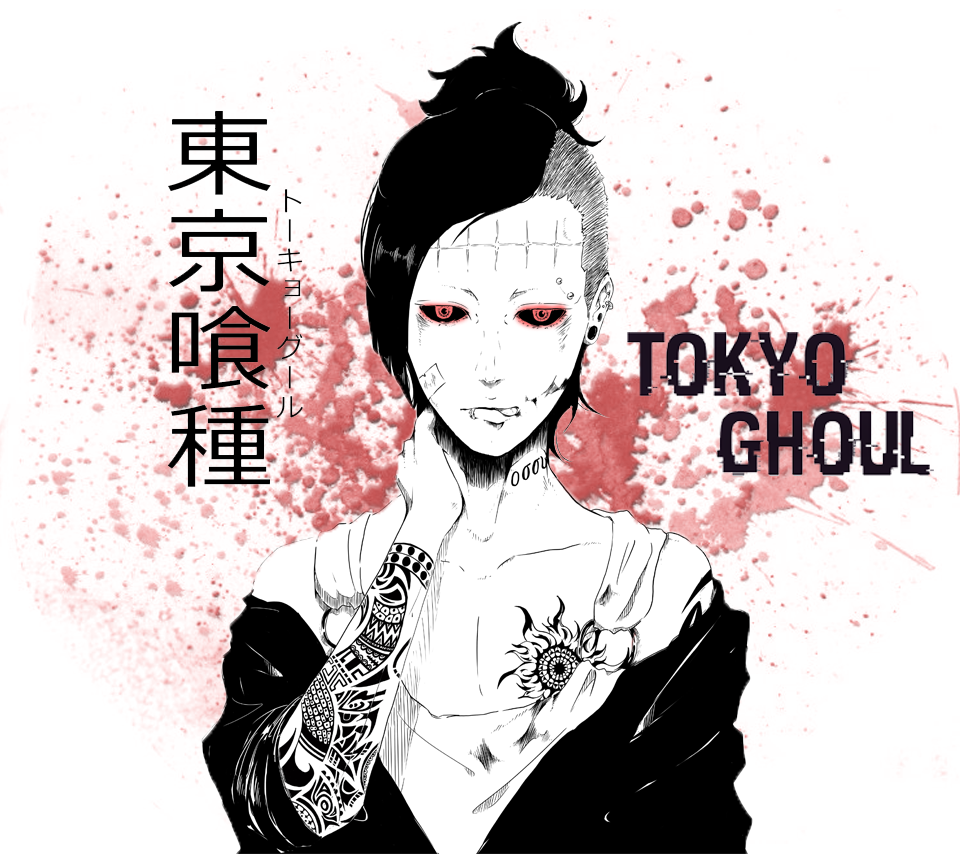 Tokyo Ghoul Uta Wallpaper Mobile By TheSugarbear On DeviantArt