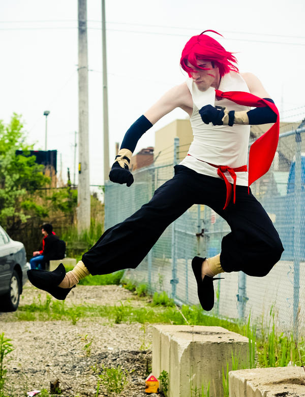 Adell - Anime North 2011 - 2 by PA-X