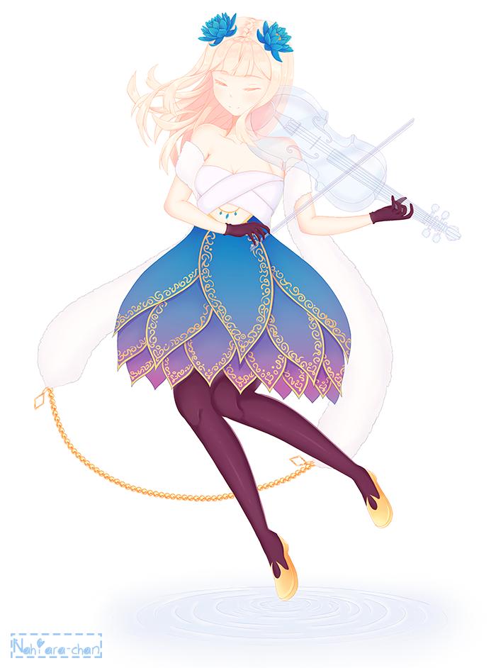 [P] Lyra by Nahiara-chan