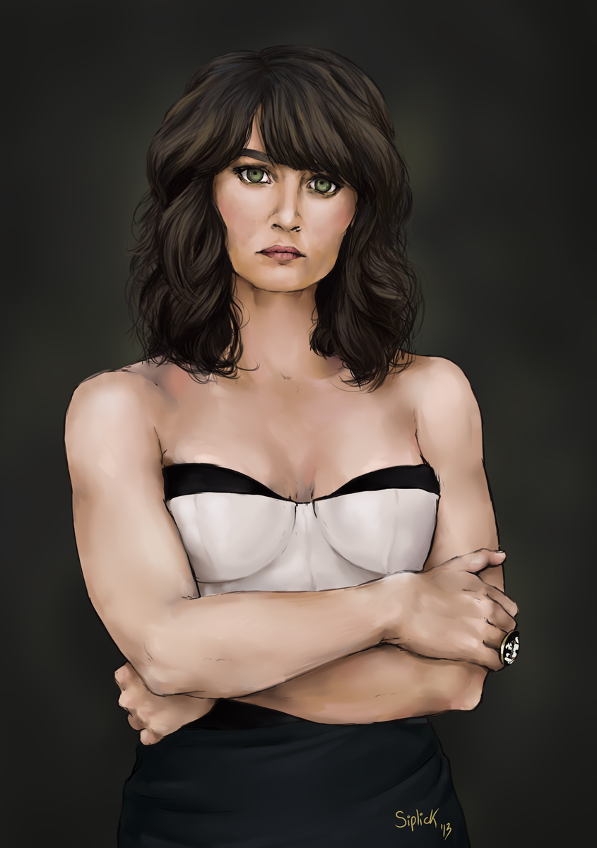 robin tunney interview
