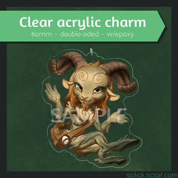 PREORDERS - Pan's Labyrinth's faun by Siplick