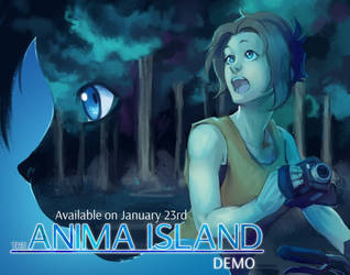 The Anima Island - demo out on the 23rd! by Siplick