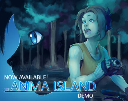 The Anima Island - demo now available!