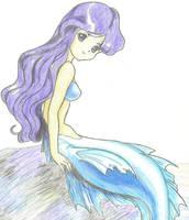 Mermaid by Hanyou-Girl