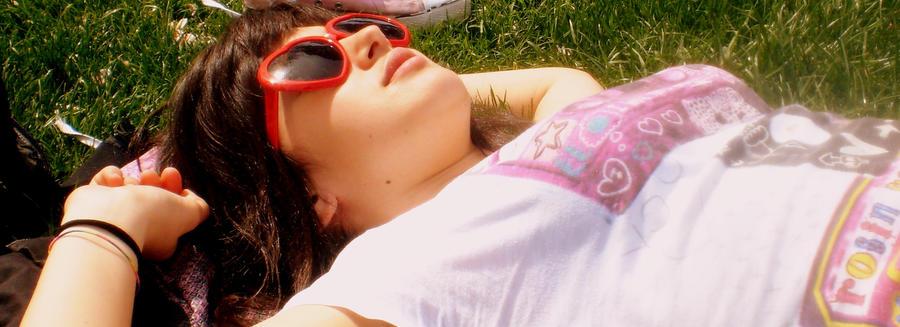 I love sun by Jackey-Gray