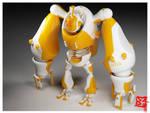 14711 Orange Robot