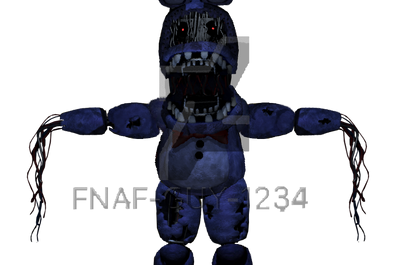 Project Mixmax Withered Bonnie And Withered Chica By FNAF