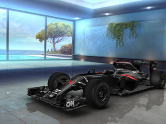 The all-new allpowerful Ultimate Racing Machine. by Harejules
