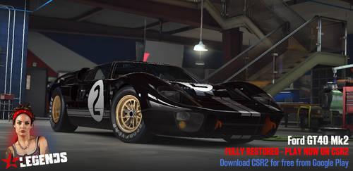 Kicking Ferrari Ass Since 1966 by Harejules