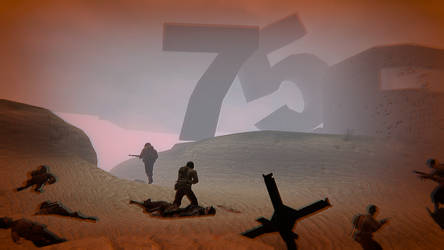 75 years of D-Day by Harejules