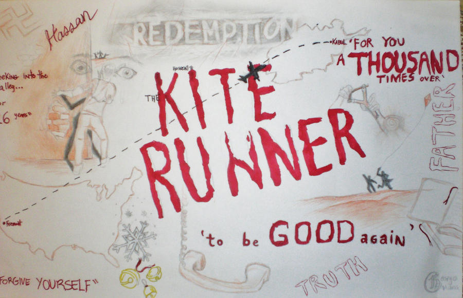 kite runner response text analyses question true redemptio Betrayal and redemption betrayal, which can be considered a form of sin, is enduring and ends up being cyclical in the kite runner for most of the novel, amir attempts to deal with his guilt by avoiding it.