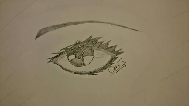 Stylized Eye