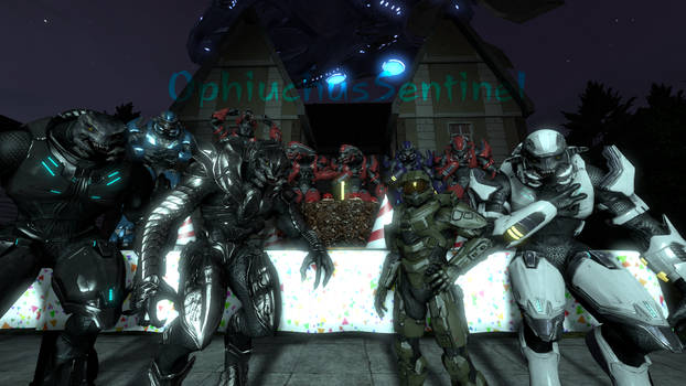 Halo: Birthday Gift