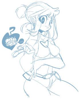 Loose snoop sketch