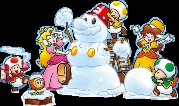 Peach and Daisy's Christmas 2020