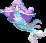 Laura's underwater exploration