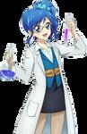 Aoi chemistry teacher