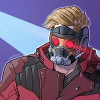 Starlord (Infinity War) by SIMGart