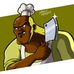 Chef Hatchet (Total Drama Island)
