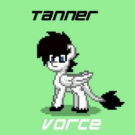 Tanner Vorce by CutiePiePegasus