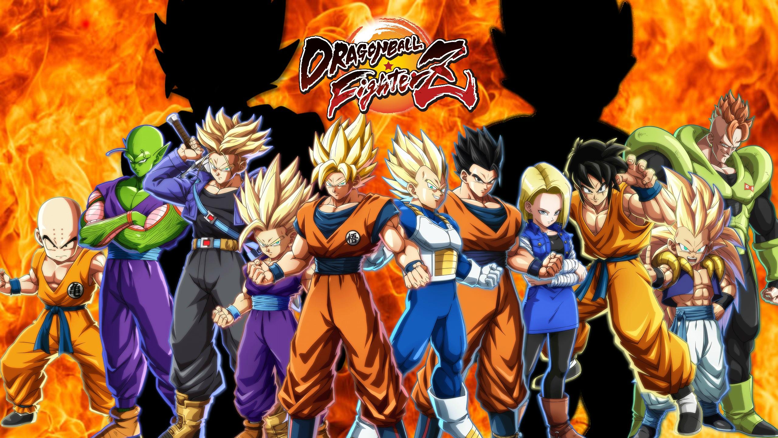Dragon Ball FighterZ Wallpaper by XSpeedo on DeviantArt