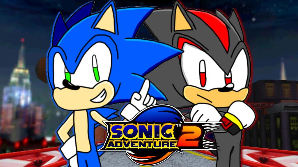Sonic Adventure 2 Wallpaper By XSpeedo