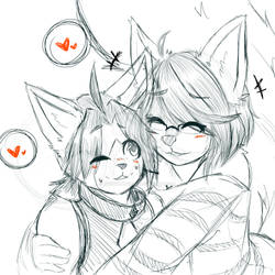 me and yuyu