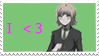 Ryota Stamp by FluffyKyubey42