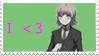 Ryota Stamp by FluffyKyubey42