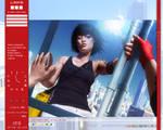 Mirror's Edge Desktop