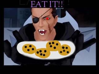 XIGBAR WANTS YOU TO EAT IT by Mokodoki