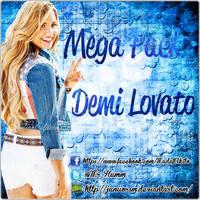 Dia 1 MegaPack Demi Lovato by JuniiorSm