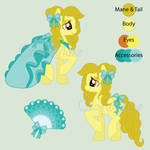 Adoptable-Open-Southern Belle- My Little Pony OC