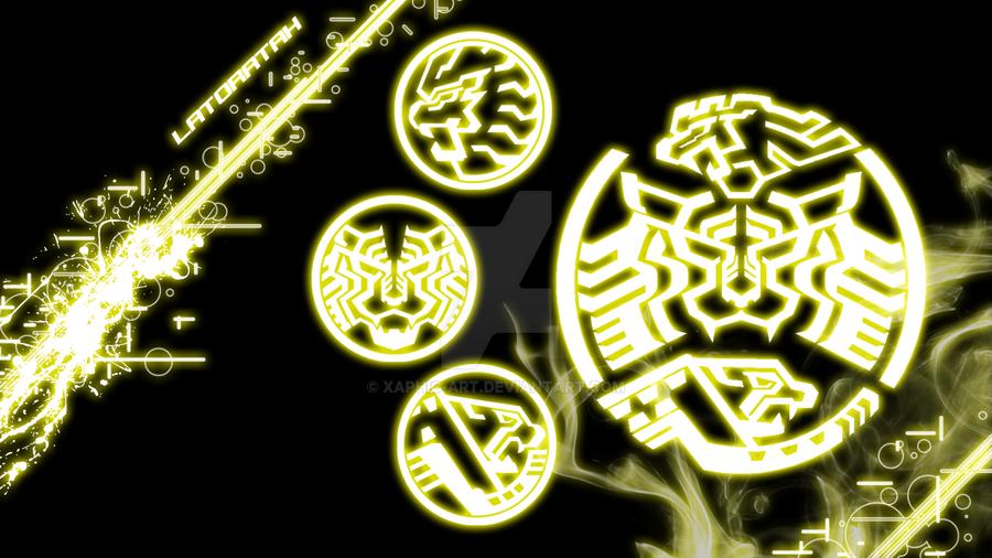 Kamen Rider OOO - Ratorata Medal Wallpaper by Xaphic-Art ...