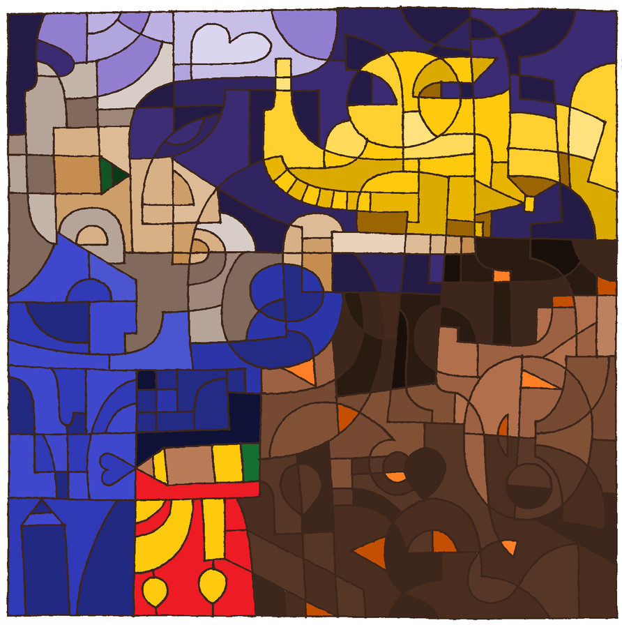 Aladdin's Lamp by Neferneferuaten