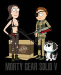 Morty Gear Solid V