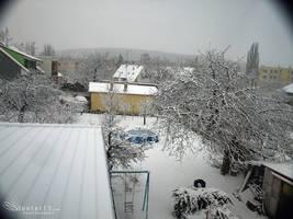 Snow for clockheart
