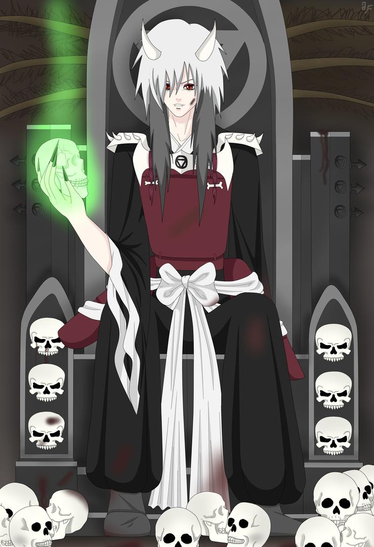 Demon of Fear :Jashin-Sama: by Chikushodo-Doubutsu