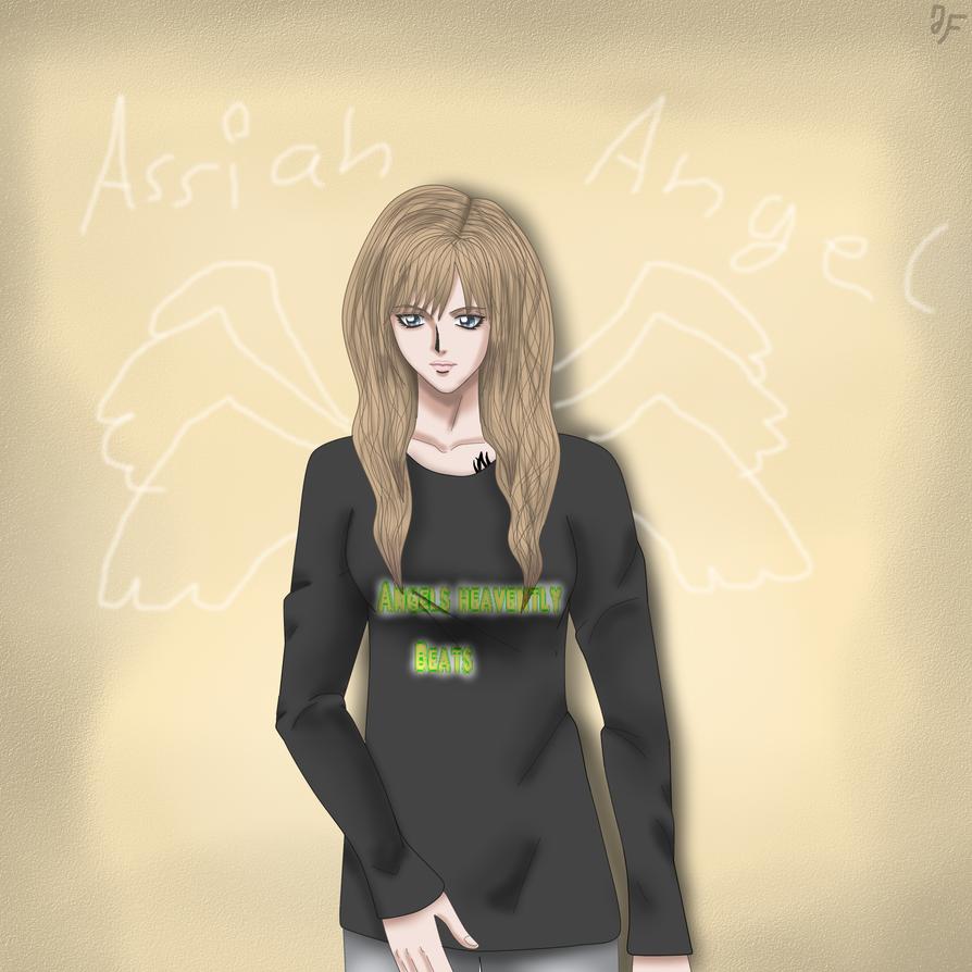 Assiah-Angel by Chikushodo-Doubutsu