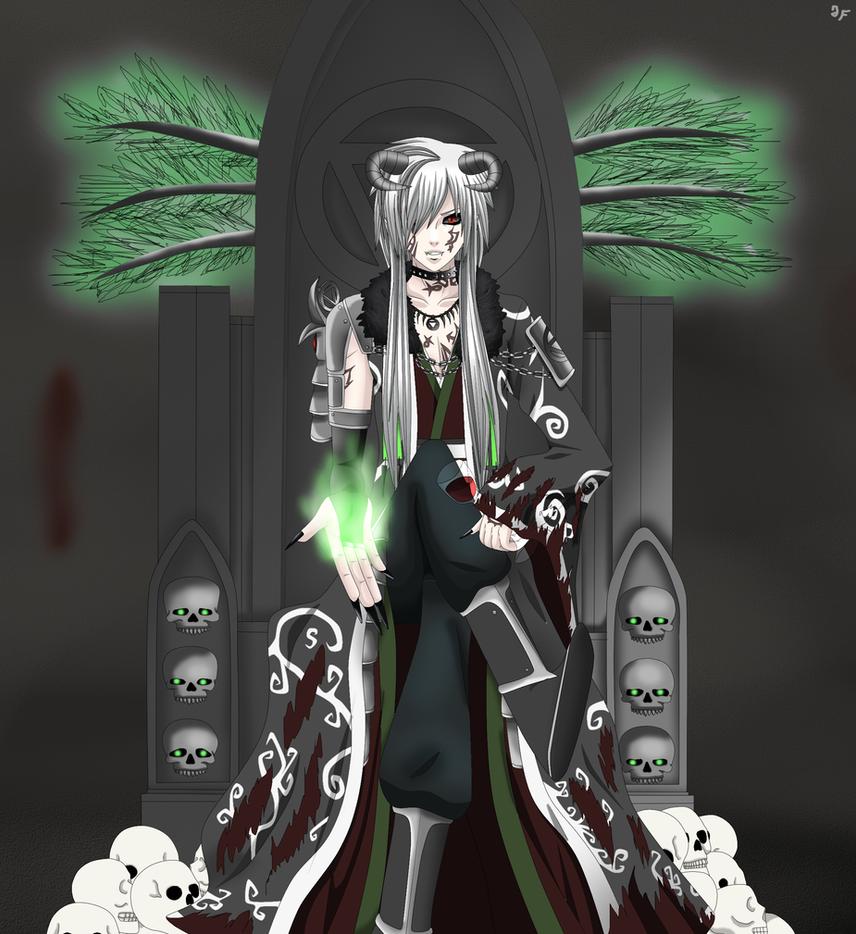 Demon of Fear - Jashin by Chikushodo-Doubutsu
