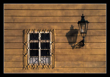 58- Prague - Shadows and lines by DBdeviant