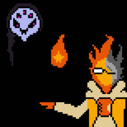 [UndeRemix?] Death by Fire by Zmubashir25
