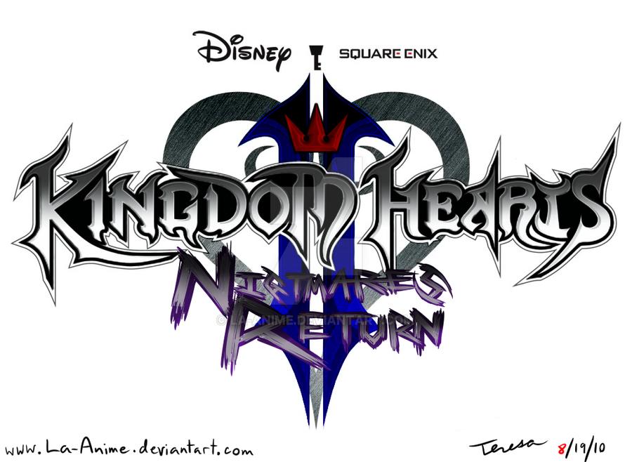 Kh Nightmares Return Logo La Anime Deviantart Gambar