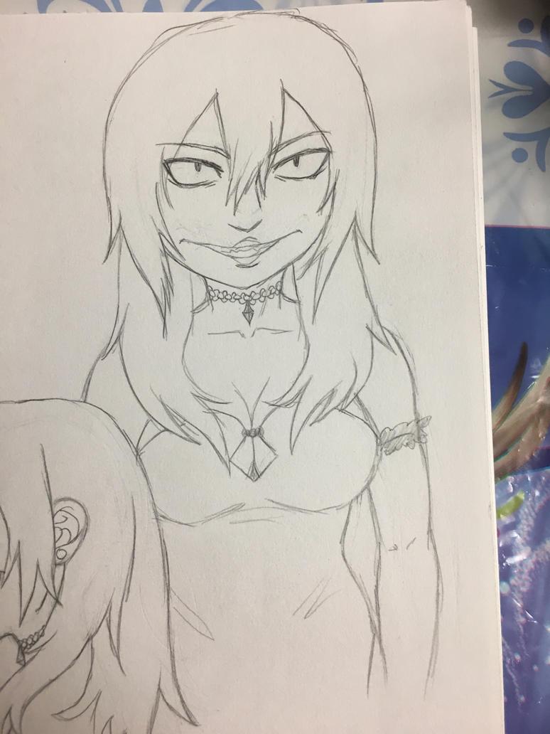 Snake Like by La-Anime