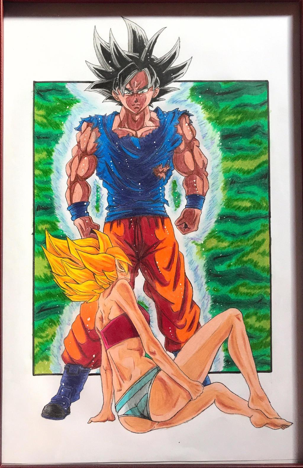 Dragon Ball Rape