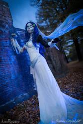Emily Corpse Bride by ShizukaCosplayeArt