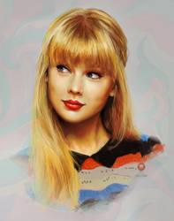 Taylor Swift by DavidGalopim